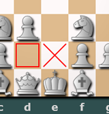 ScreenShot Image : UX-Chess - Computer strategy game for Microsoft .NET Framework for Silverlight